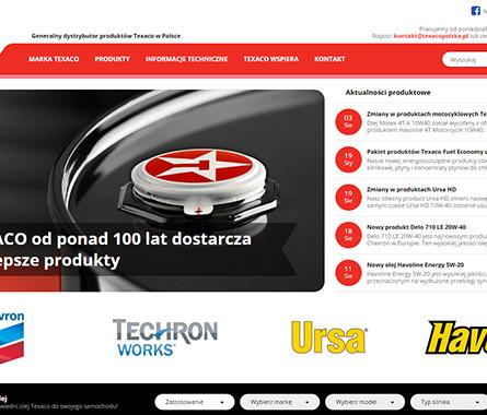 new www texaco
