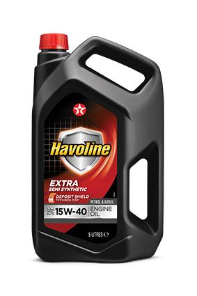 Havoline Extra 15W-40
