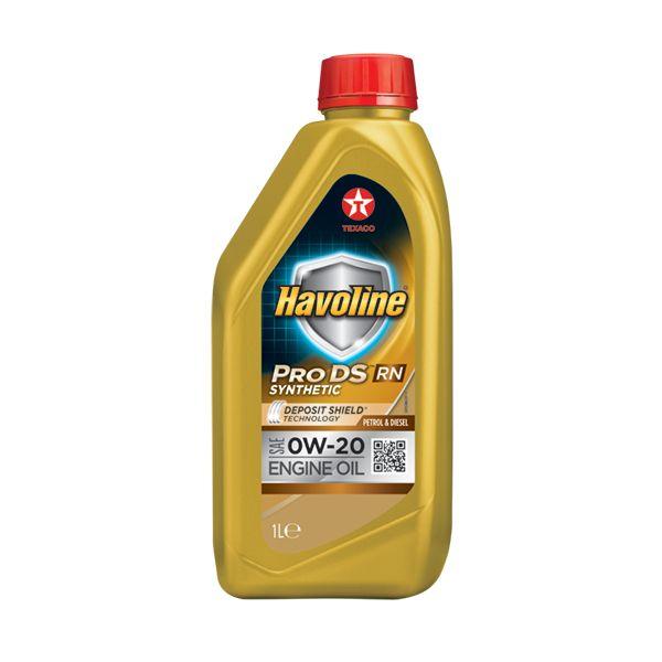 Havoline ProDS RN SAE 0W-20 (1L) no shadow